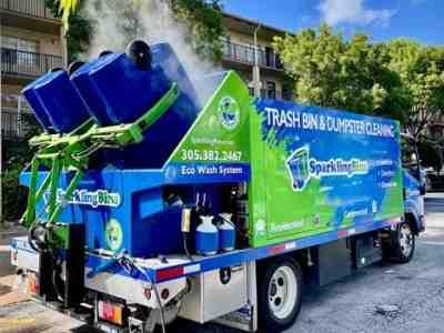 Diesel Vs. Gas Dumpster Cleaning Trucks
